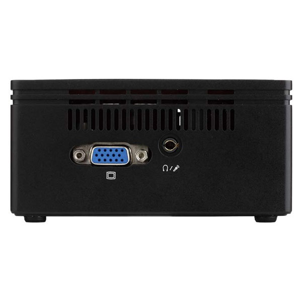 Gigabyte Intel Celeron GB-BXBT-N2807 BWUP Mini PC Barebones Ultra Compact Pc Kit