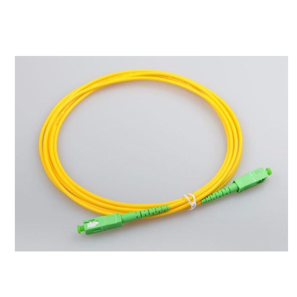 DP Enterprises SC/APC -SC/APC 5 Meters Fiber Patch Cord