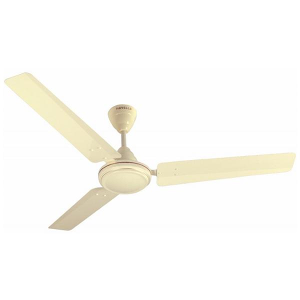 Havells ES -50, Five Star 1200 mm Ceiling Fan, Ivory, 1 Year Warranty