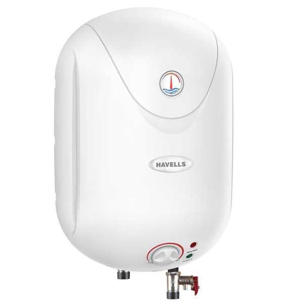 Havells - GHWAPFTWH015, 15Ltr Puro plus Storage Water Heater, White, 1 Year Warranty