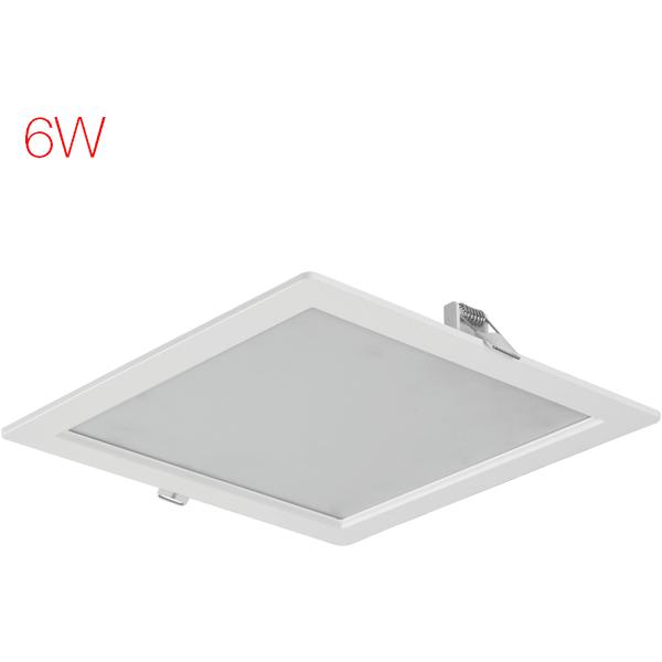 Havells- LHEBMDP7UZ1W006, Fazer Square 6W, Cool Daylight, 1 Year warranty