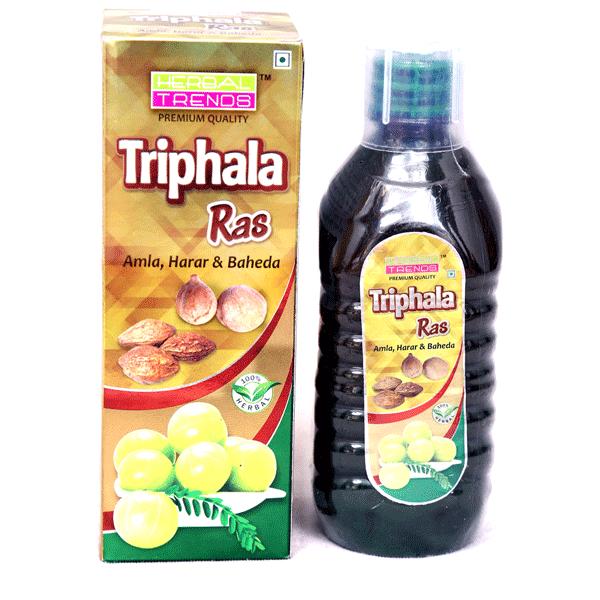 Herbal Trends Premium Triphala Ras- Purity Guaranteed