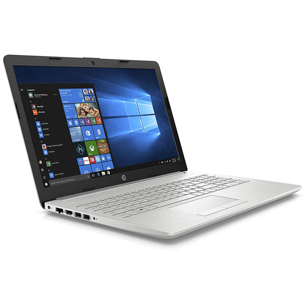 HP 15-DB0239AU Laptop (AMD Ryzen R3 2200U/ 4GB RAM/ 1TB HDD + 256GB SSD/ 15.6 Inch Screen/ Windows 10 + MS Office H&S 2019/ Radeon Vega 3 Graphics) Silver