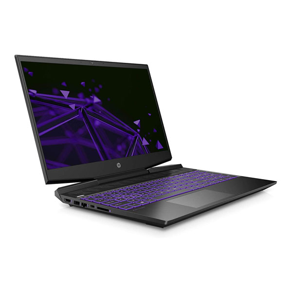 HP Pavilion 15-dk0047TX (7LG86PA#ACJ)15.6-inch Gaming Laptop (Intel Core i5-9300H 9th Gen / 8GB RAM/ 1TB HDD + 256GB SSD/ Windows 10/ 4GB NVIDIA GTX 1650 Graphics), Shadow Black