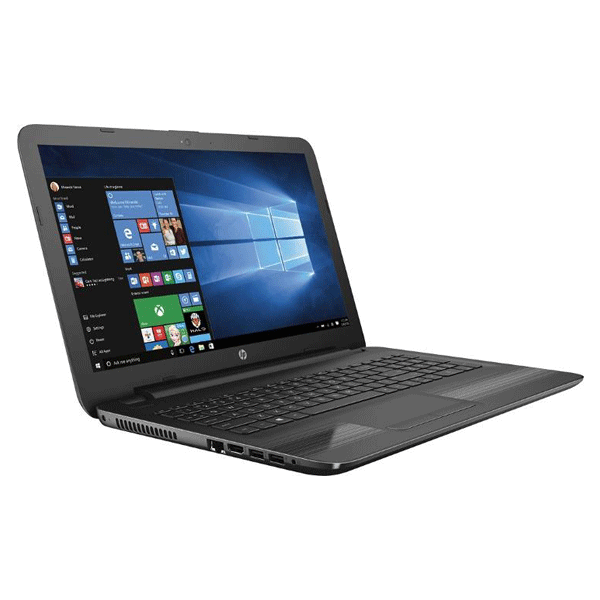 HP 245 G5 - AMD A6 Quadcore , (4GB RAM , 500 GB SATA ,14 Inch, DOS ,Black, 1 Year warranty)