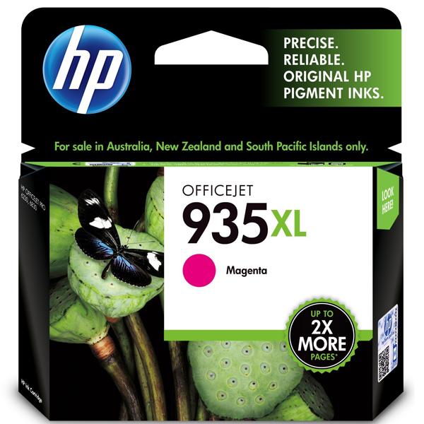 HP 935XL Magenta Ink Cartridge C2P25AA