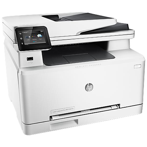 HP Color LaserJet Pro Multifunction Printer M277n- B3Q10A, 1 Year Warranty