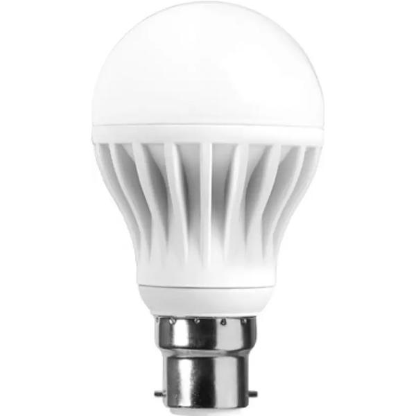 HPL - HPLLEDB00565B22, LED GLO 5W, B22 Pack Of 1, White, 1 Year warranty