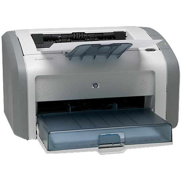 HP Laser Jet 1020 Plus Printer - CC418A, 1 Year Warranty