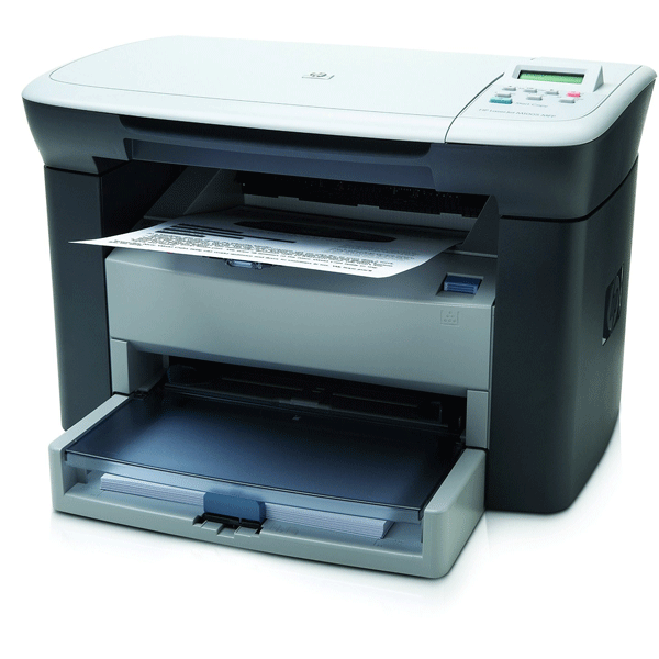 HP LaserJet- M1005 Multifunction Monochrome Laser Printer, White,1 Year Warranty
