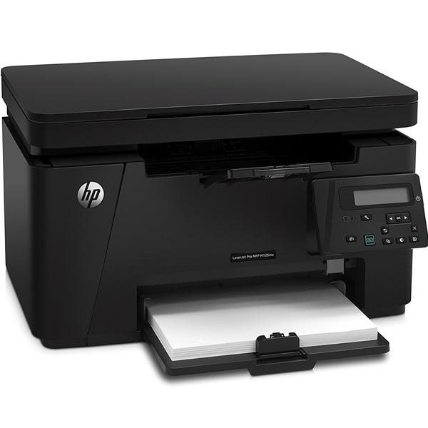 HP LaserJet Pro- M126nw Multifunctional Printer, 1 Year Warranty