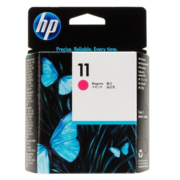 HP No 11 Magenta Ink Cartridge C4837A
