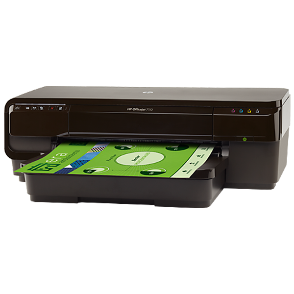 HP Office Jet 7110 Wide Format A3 Printer - CR768A, 1 Year Warranty