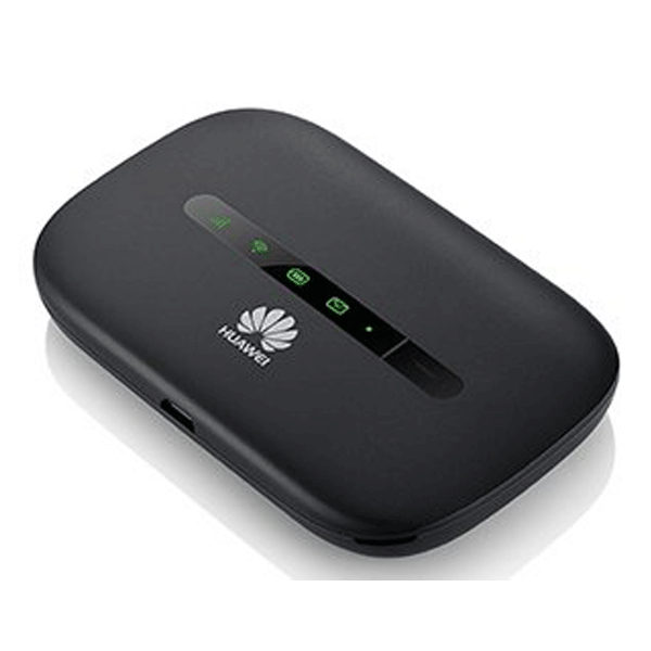 Huawei E5330Bs-2 3G mobile W-Fi router, world's most compact 21 Mbps 3G router Black