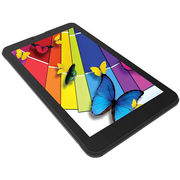 Intex I-Buddy IN-7DD01 Tablet (1GB RAM/ 8GB ROM/ 7 Inch Screen/ Wi-Fi+3G+Voice Calling), Black