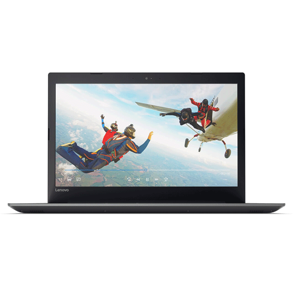 Lenovo Ideapad-320 (80XV00P8IN) AMD-E2/ 4GB RAM/ 1TB HDD/ 15.6 Inch/ Windows 10/ Black