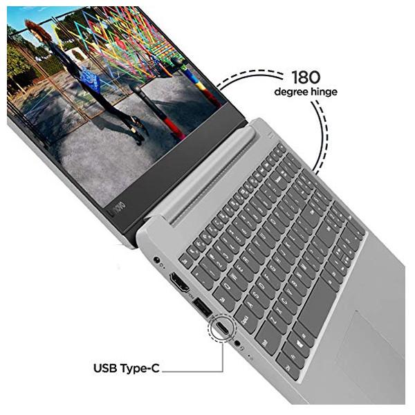 LENOVO NB IP330 (81DE01JVIN) Laptop ( Intel Core I5-8250U/ 8GB RAM/ 2TB HDD/ DOS/ 15.6 Full HD Anti-glare Screen/ AMD RADEON 530 (2GB GDDR5)/ ADP On Redemption),Platinum Grey