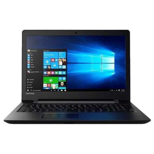 Lenovo Ideapad 80TJ00D9IH Notebook AMD APU A8 4 GB 39.62cm(15.6) Windows 10 Home Black