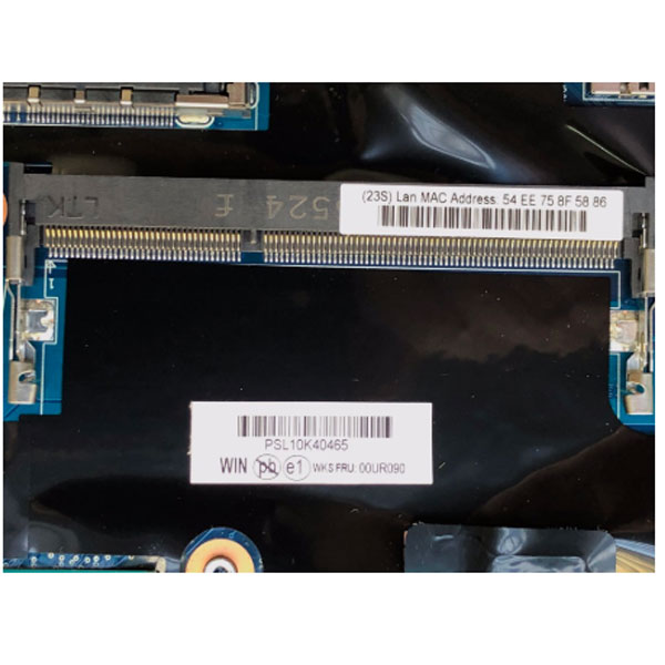 LENOVO THINK SYSTEM BOARDS (00UR090) SPARE PART