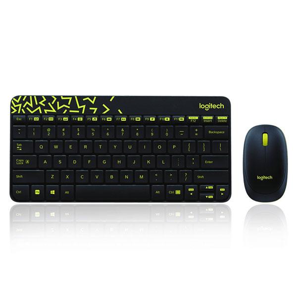 Logitech MK240 Mini Wireless Keyboard and Mouse