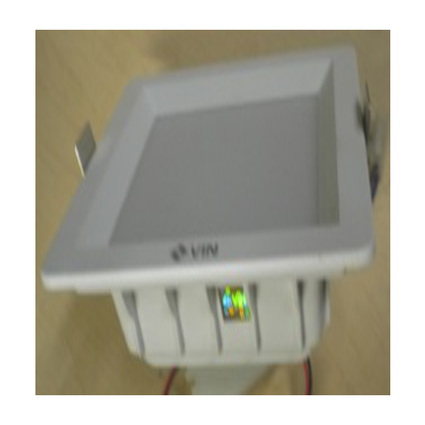 Luminext VDLR - Q8 Led Down Lights/ 8 Watts/ Warm White