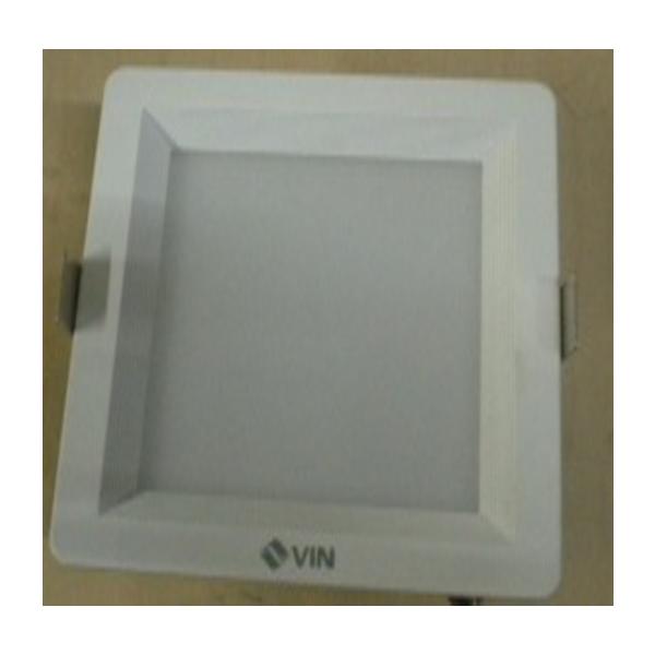 Luminext VDLR-Q15 Led Down Lights/ 15 Watts/ White