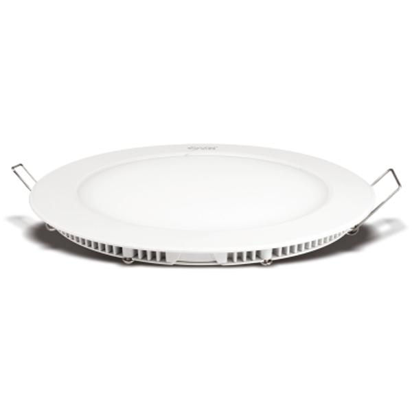 Vin Luminext RLP 6, Round Slim Panel Light 6W, Warm White, 2 Years Warranty