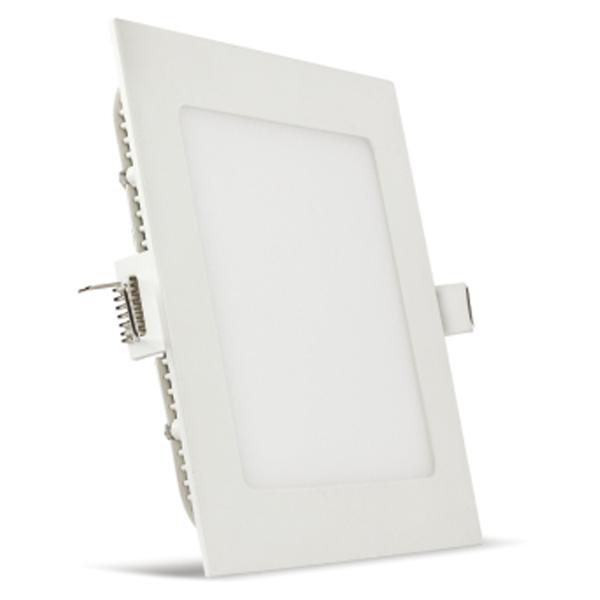 Vin Luminext SLP 3, Square Slim Panel Light 3W, Natural White, 2 Years warranty