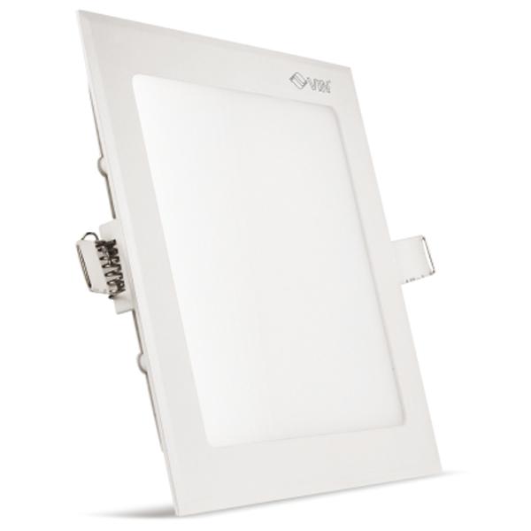 Vin Luminext SLP 18, Square Slim Panel Light 18W, Natural White, 2 years Warranty