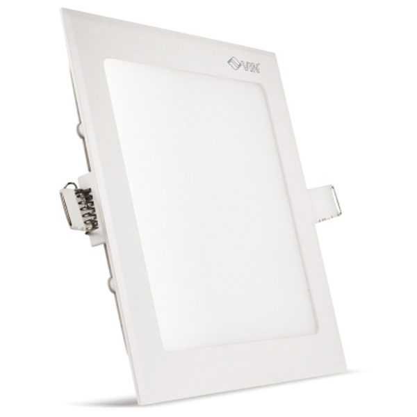 Vin Luminext SLP 18, Square Slim Panel Light 18W, White, 2 years Warranty