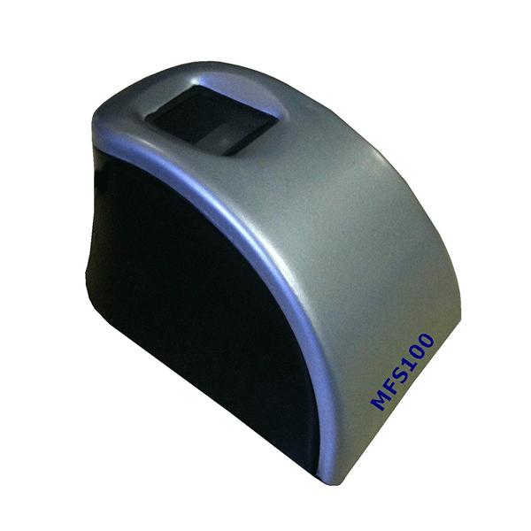 Mantra MFS100 FingerPrint Scanner (Grey)