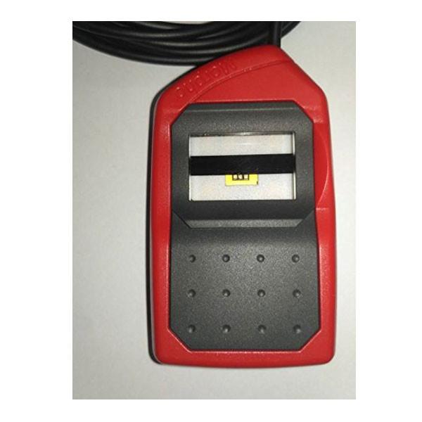 Morpho Icons MSO-1300 E3 Biometric Fingerprint Scanner With RD Service & Latest Version