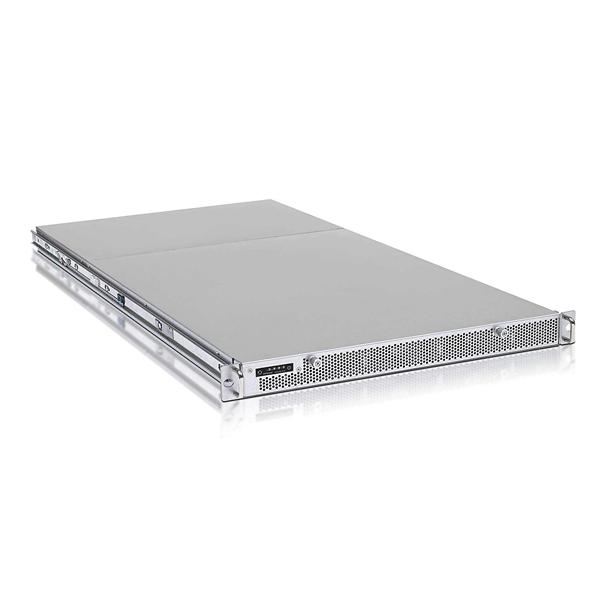 Netgear RR2312 1U 12-High Density Rackmount Network Attached Storage (Silver)