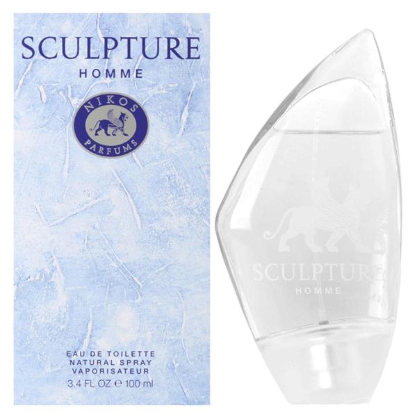Nikos Sculpture Pour Homme 100 ml For Men