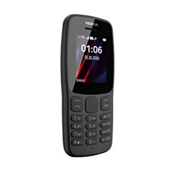 Nokia 106 (Dual SIM),Mix Color