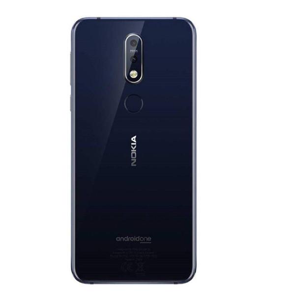 Nokia 7.1_BL (Blue, 4GB, 64GB Storage)