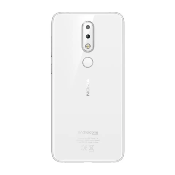 Nokia 6.1 Plus (4 GB RAM,64 GB ROM) ,Mix