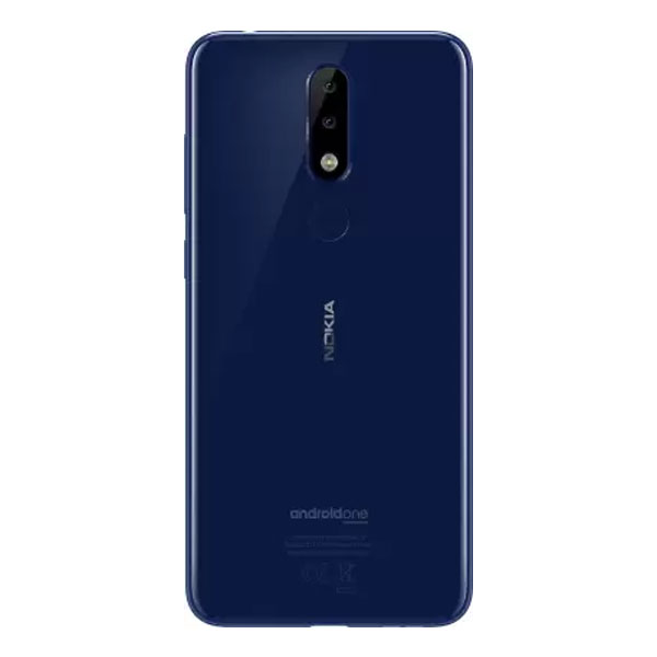 Nokia 5.1 Plus (6 GB RAM/ 64GB ROM/ 5.86 inch Screen) Mix Colour