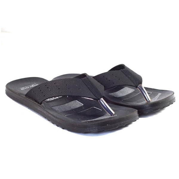 POKROK Men Pu Casual Slipper (instagram1) Black, Tan, Brown