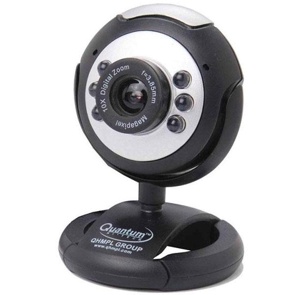 QUANTUM QHM495LM Webcam (Black)