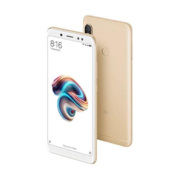 Redmi Note 5 Pro (Gold, 4GB RAM, 64GB Storage)