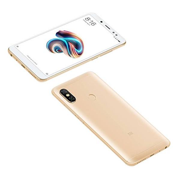 Redmi Note 5 Pro (Gold, 6GB/64GB)