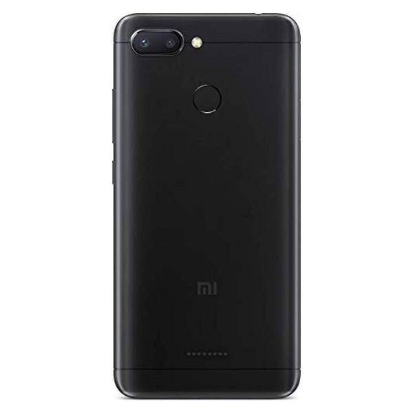 Mi Redmi 6 (3GB RAM, 64GB Storage) Black