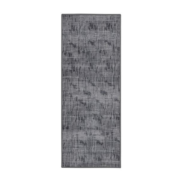 Rugsmith (RS000091) RUGS & CARPETS Automn Grey Color Premium Qualty MODERN Pattern Polyamide Nylon TRAFFIC RUG Runner