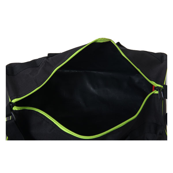 Salute S_Basic Gym Bag (Black)