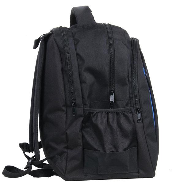 SALUTE - Capacity (BlueBlack) School Bag