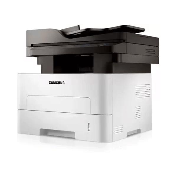 Samsung SL-M2876ND Multi-function Printer (White, Toner Cartridge)