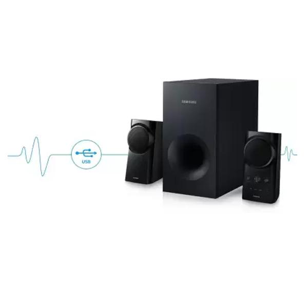Samsung (HW-K20) 40 W Home Audio Speaker (Black, 2.1 Channel)