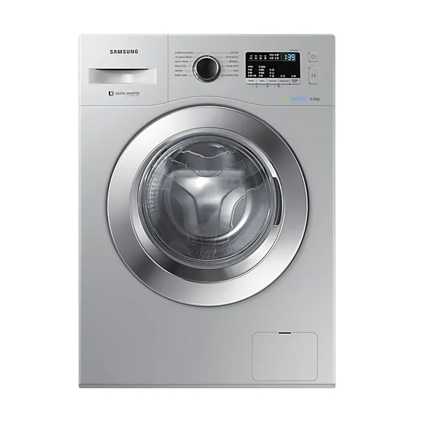 Samsung (WW60M204K0S) 6.0 kg fully auto front Loading with Smart Check & Touch LED Panel