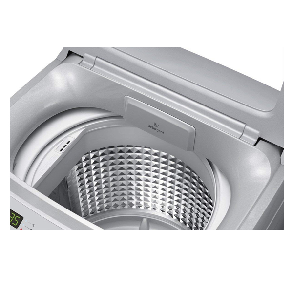 Samsung (WA60M4100HY/TL) 6 Kg Fully-Automatic Top Loading Washing Machine (Imperial Silver)